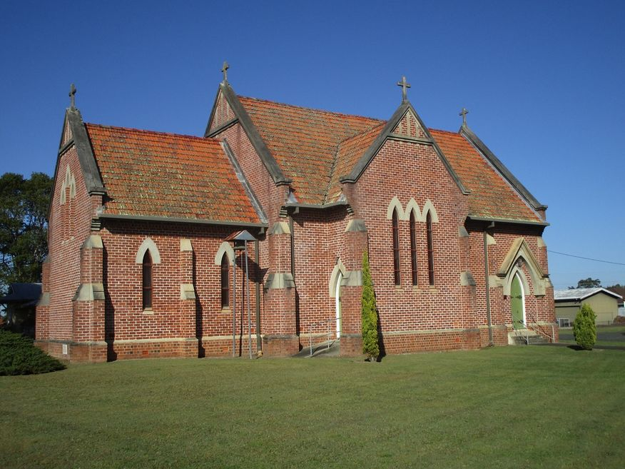 St Mary Magdalene's Anglican Church - Former