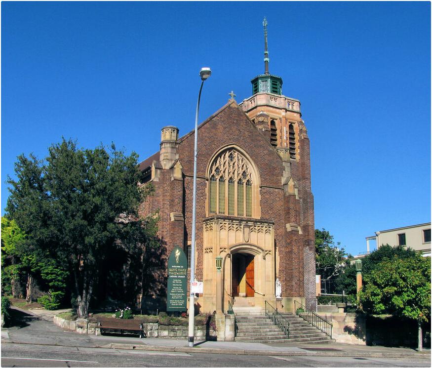 St Mary Magdalene's Catholic Church