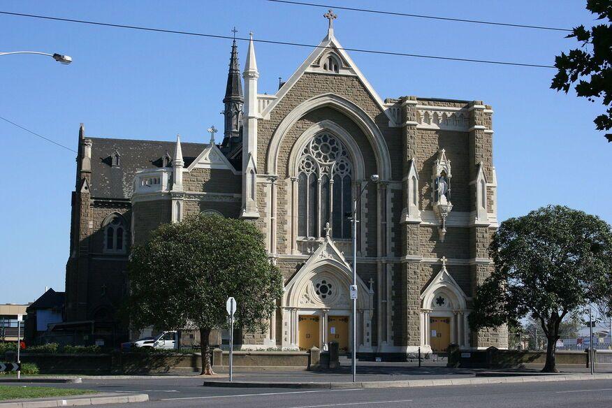 St Mary Star of the Sea Catholic Church