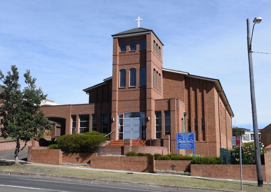St Mary and St John Catholic Church