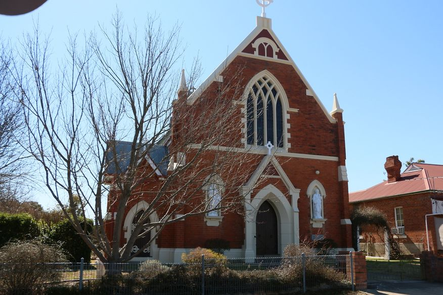 St Mary of the Angels Catholic Church