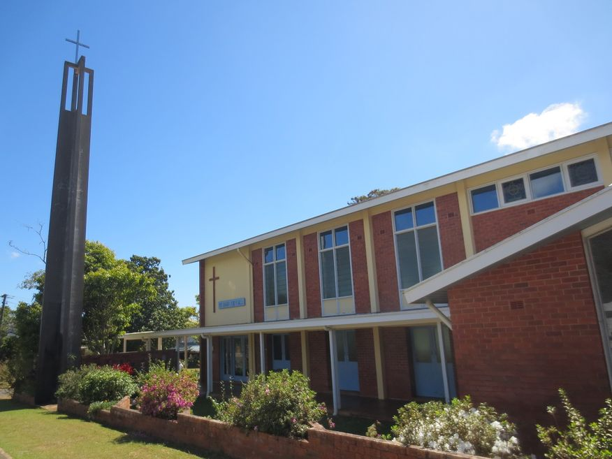 St Mary the Virgin Anglican Church