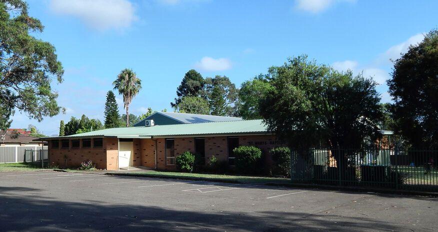 St Mary's District Baptist Church