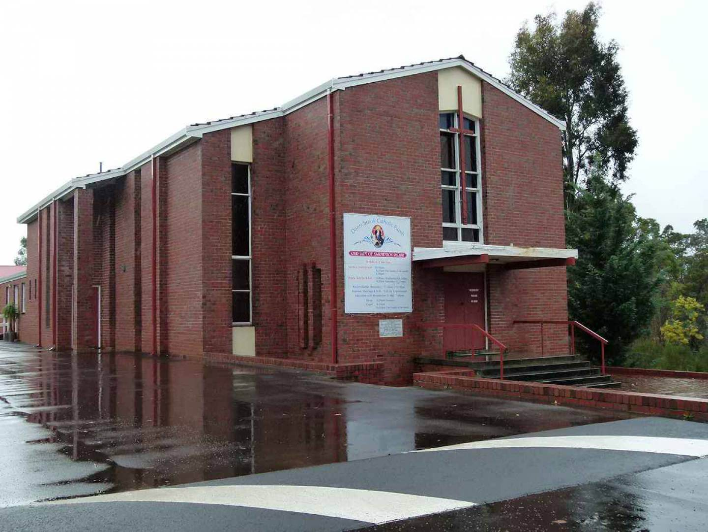 St Mary's Memorial Catholic Church