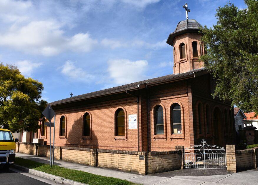St Mary's Romanian Orthodox Church