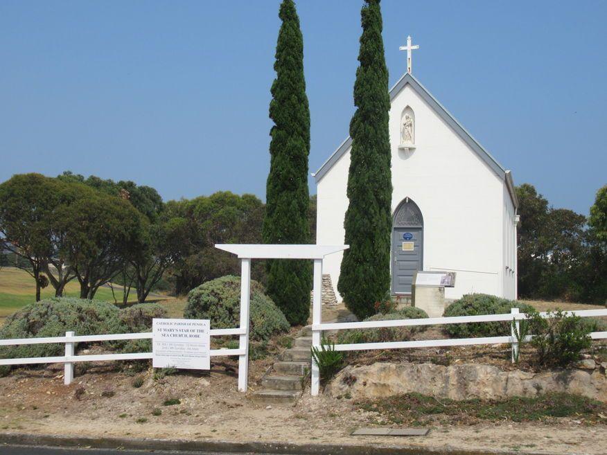 St Mary's Star of the Sea Catholic Church