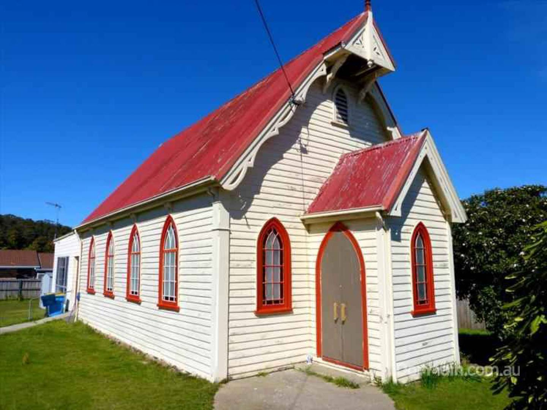 St Marys Uniting Church - Former