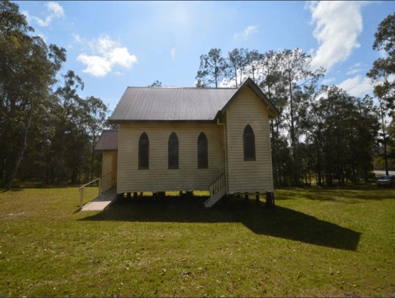 St Matthew's Anglican Church - Former