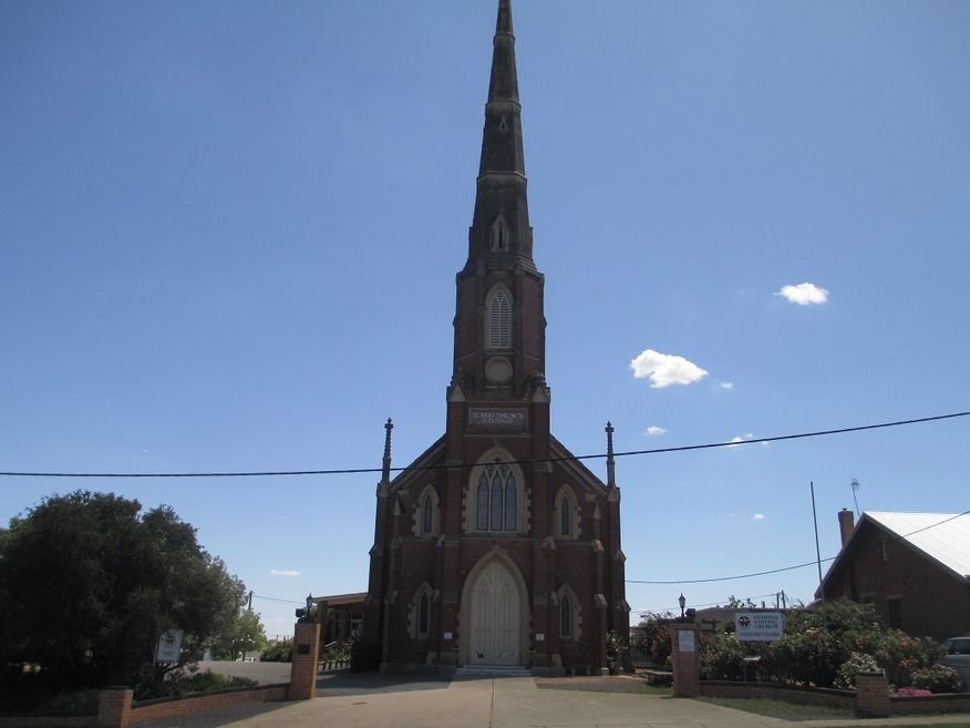 St Matthew's Uniting Church