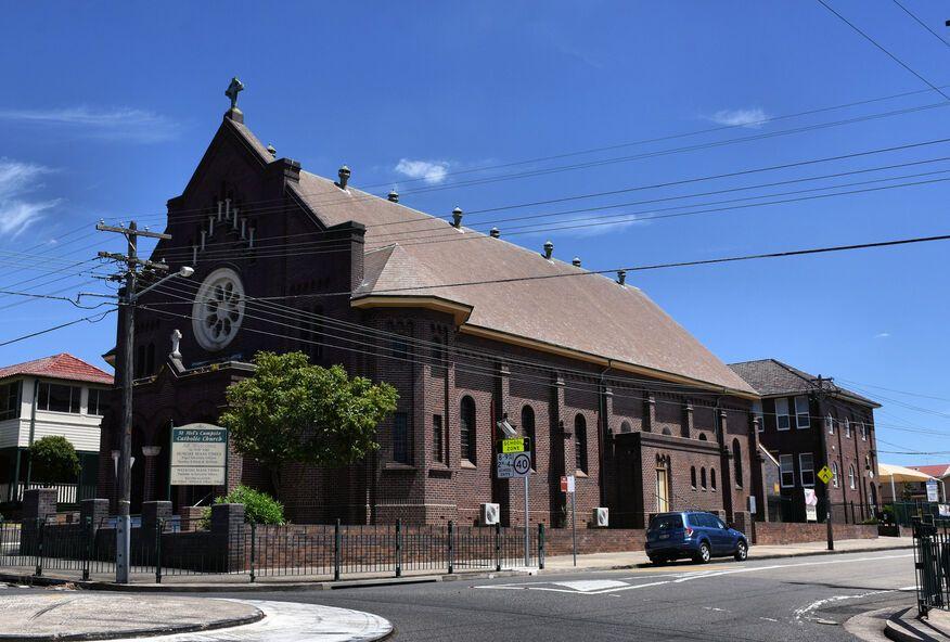 St Mel's Campsie Catholic Church