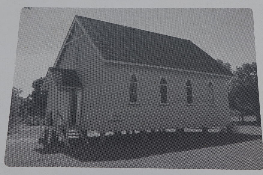 St Michael and All Angels Anglican Church - Former