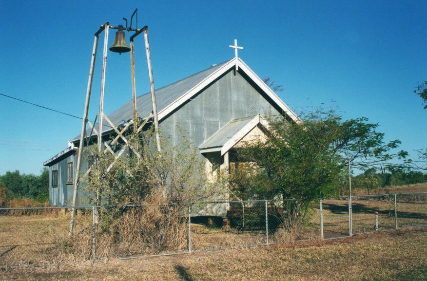 St Michael's Anglican Church - Former