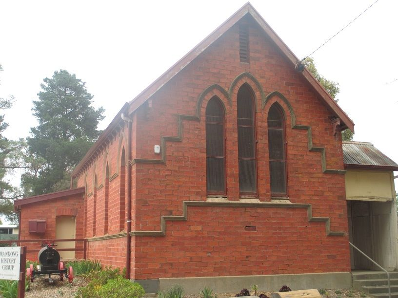 St Michael's Catholic Church - Former