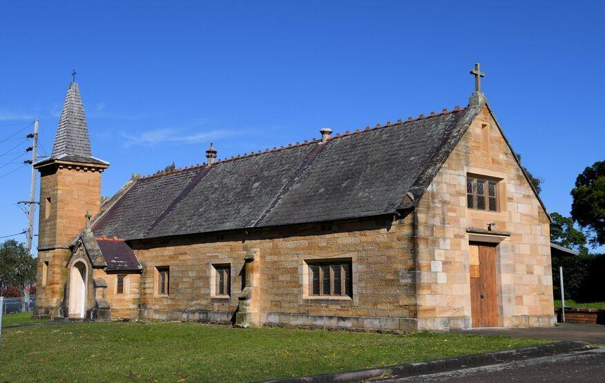 St Michael's Catholic Church - Former