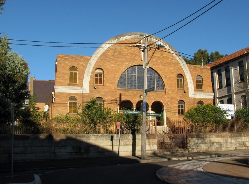St Michael's Melkite Catholic Cathedral