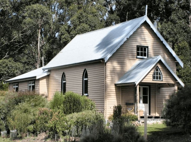 St Michael's and All Saints Anglican Church - Former