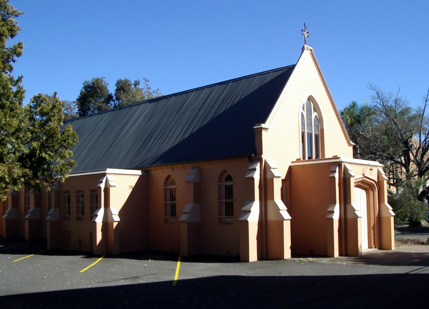 St Monica's Catholic Church - Former