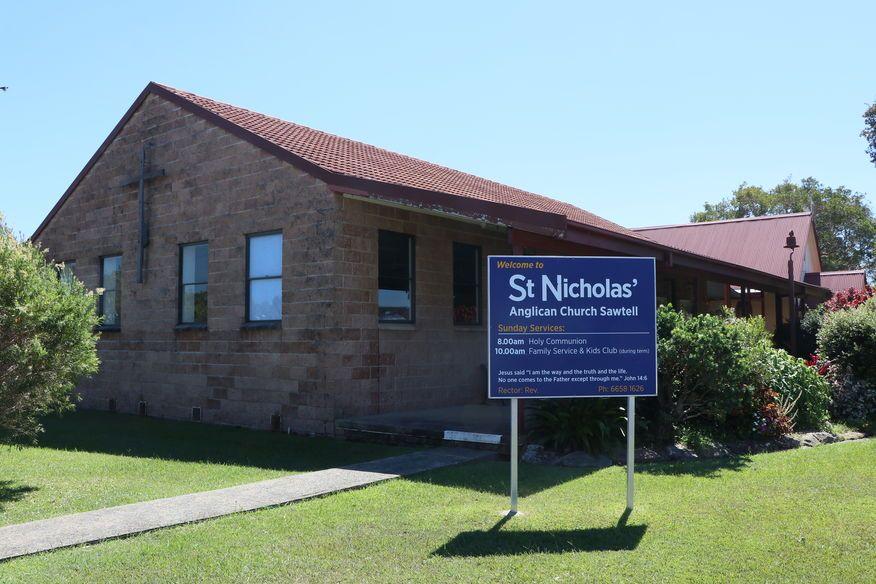 St Nicholas' Anglican Church