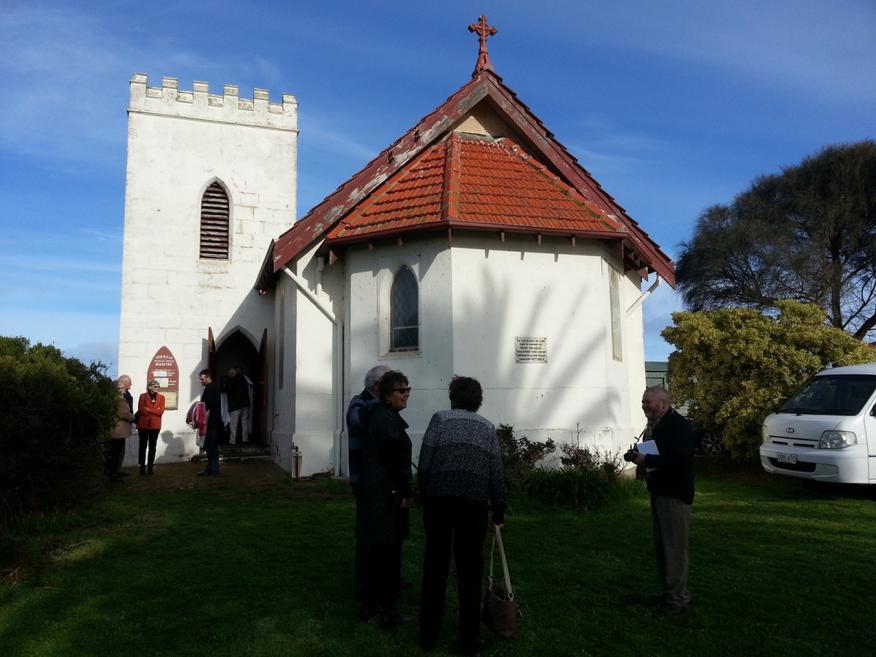 St Nicholas Anglican Church - Former