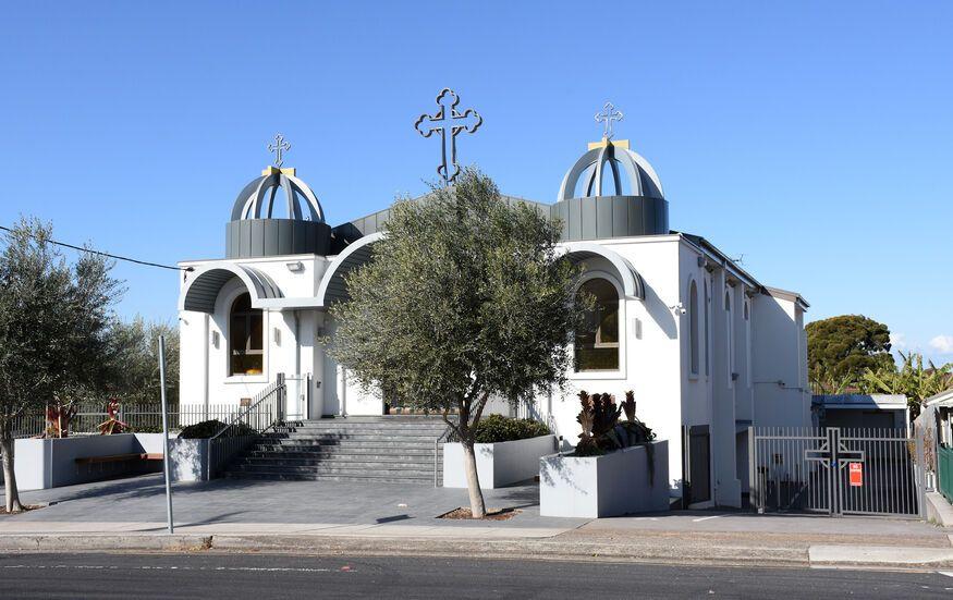 St Nicholas Antiochian Orthodox Church