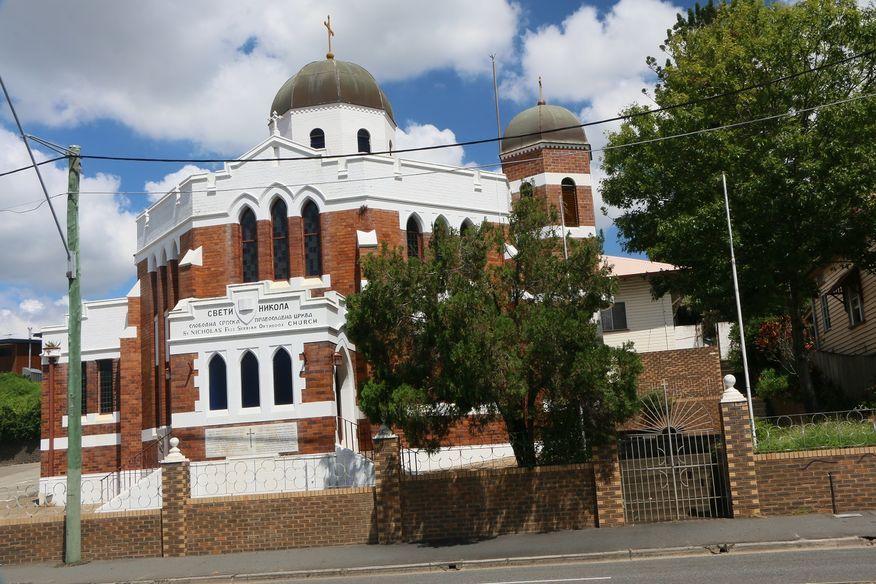 St Nicholas Free Serbian Orthodox Church