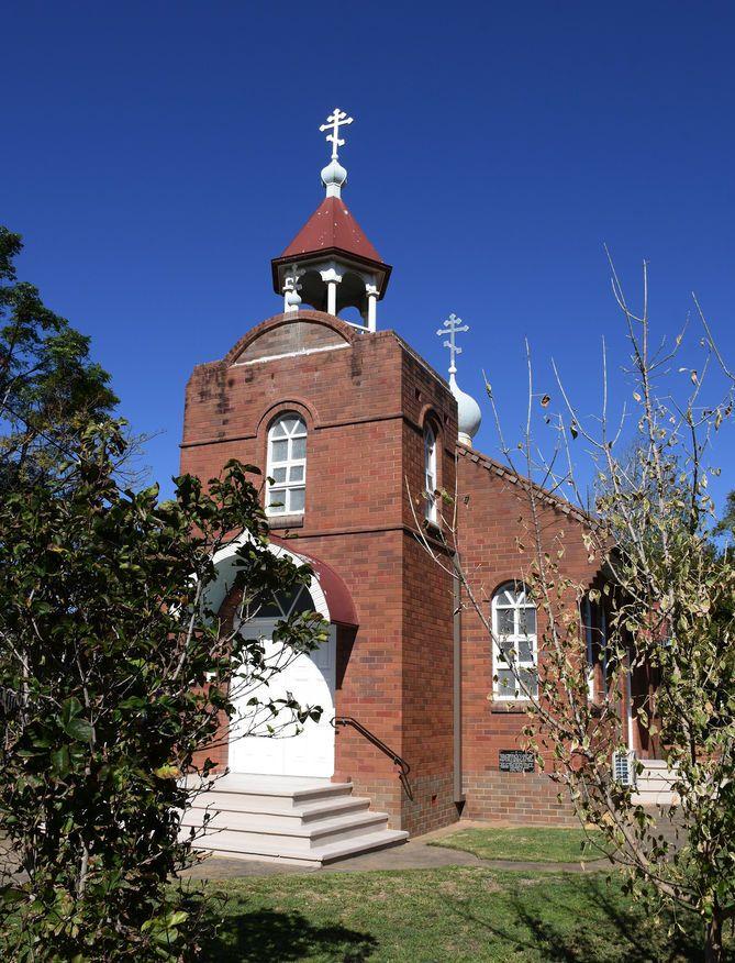 St Nicoholas Russian Orthodox Church