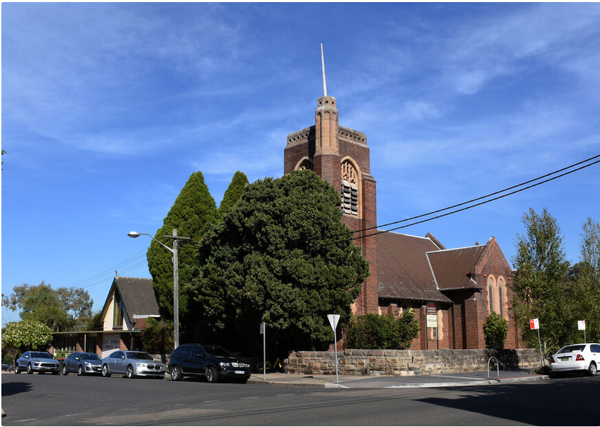 St Oswald's Anglican Church
