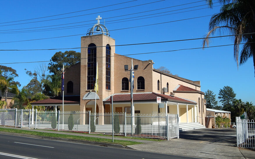 St Paraskevi Greek Orthodox Church