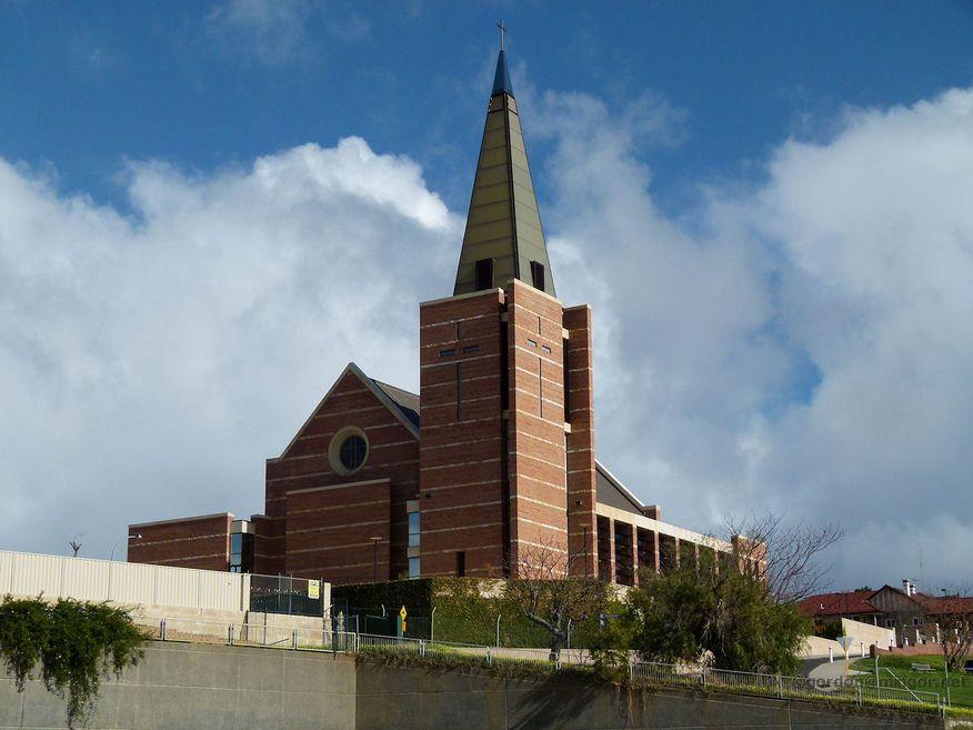 St Patrick's Catholic Cathedral