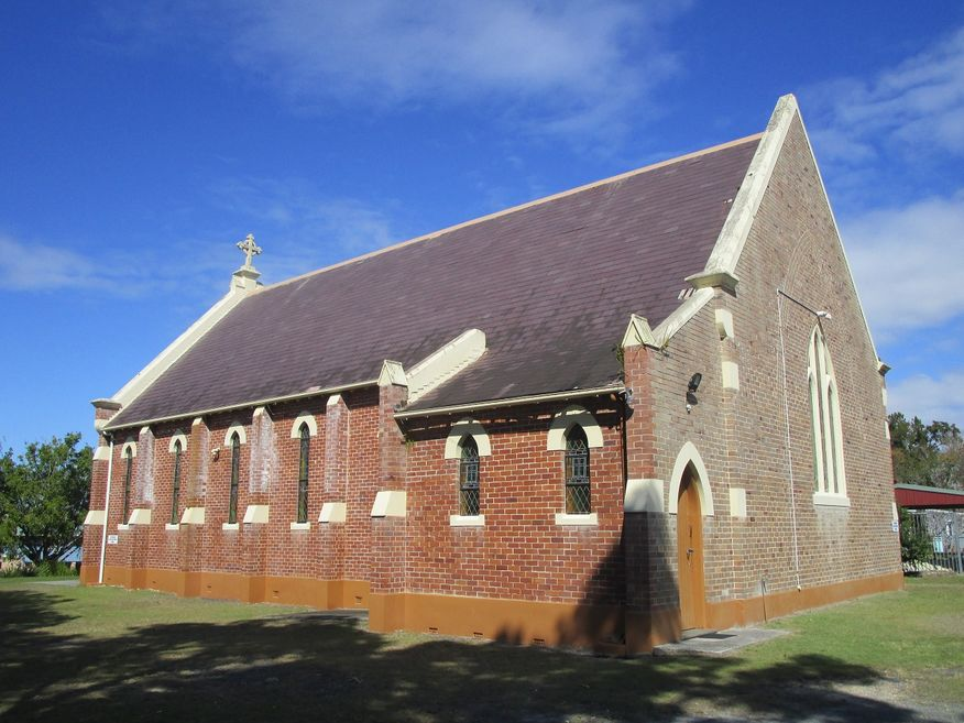 St Patrick's Catholic Church