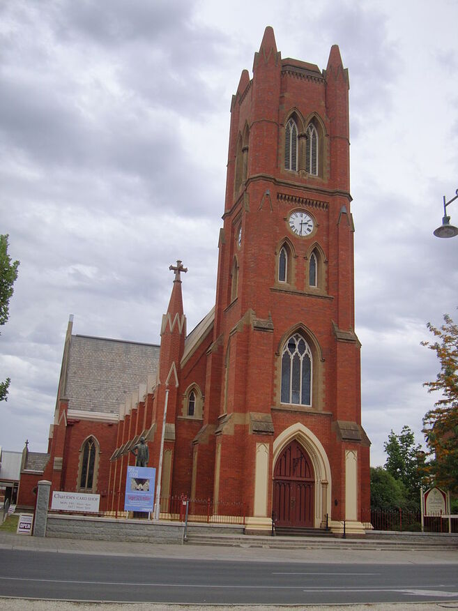 St Paul's Anglican Cathedral