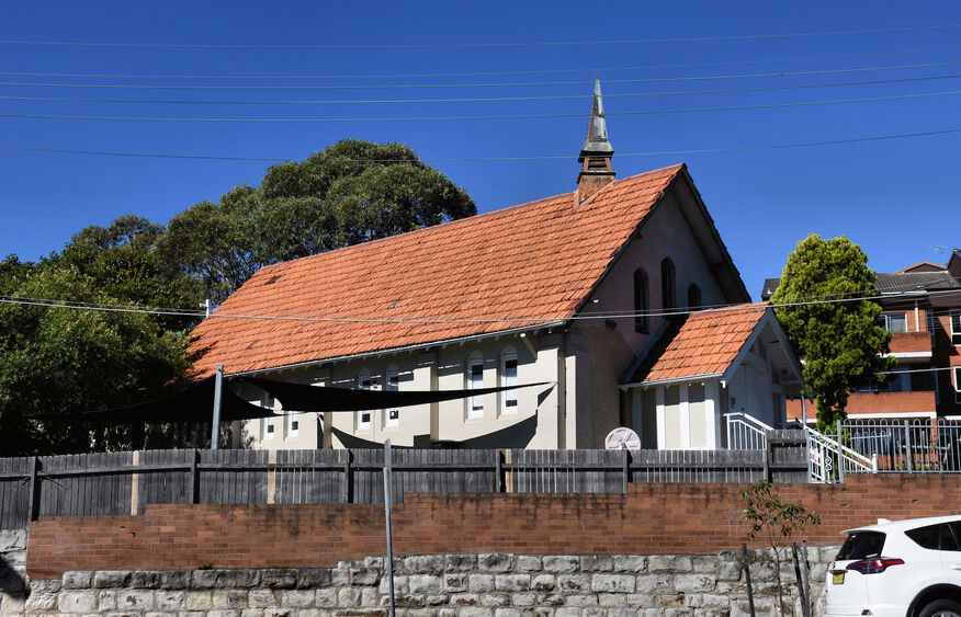 St Paul's Anglican Church - Former - Original Building