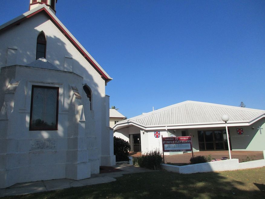 St Paul's Anglican Church - Old and New