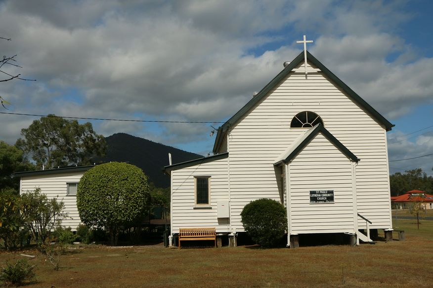 St Paul's Lutheran Community Church - Former