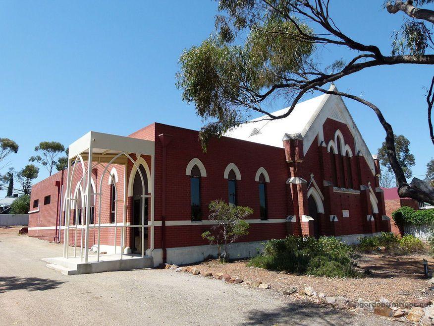 St Paul's Presbyterian Church - Former