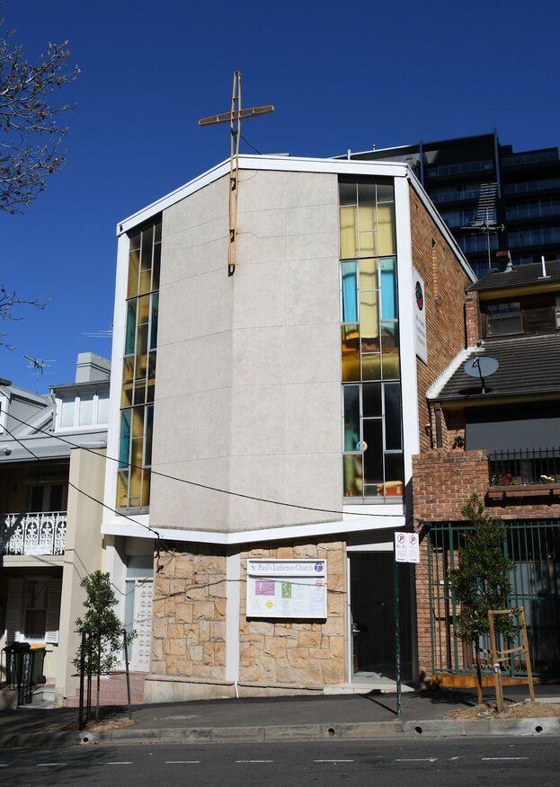 St Paul's Sydney Lutheran Church