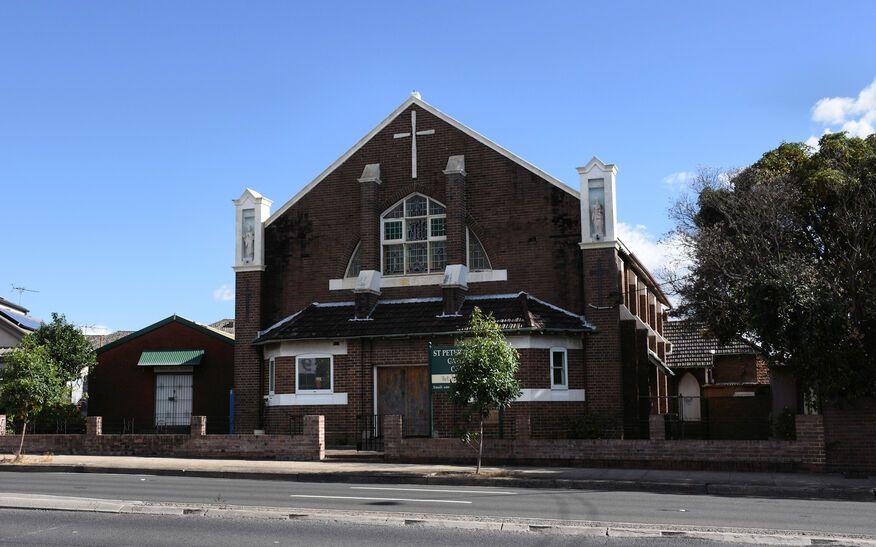 St Peter & St Paul Catholic Church