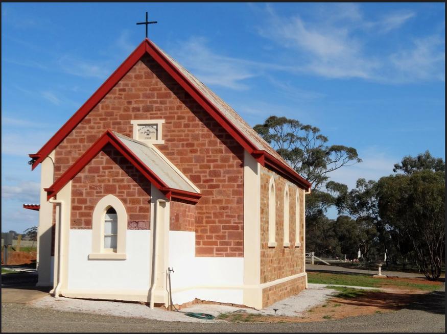 St Peter's Lutheran Church - Former