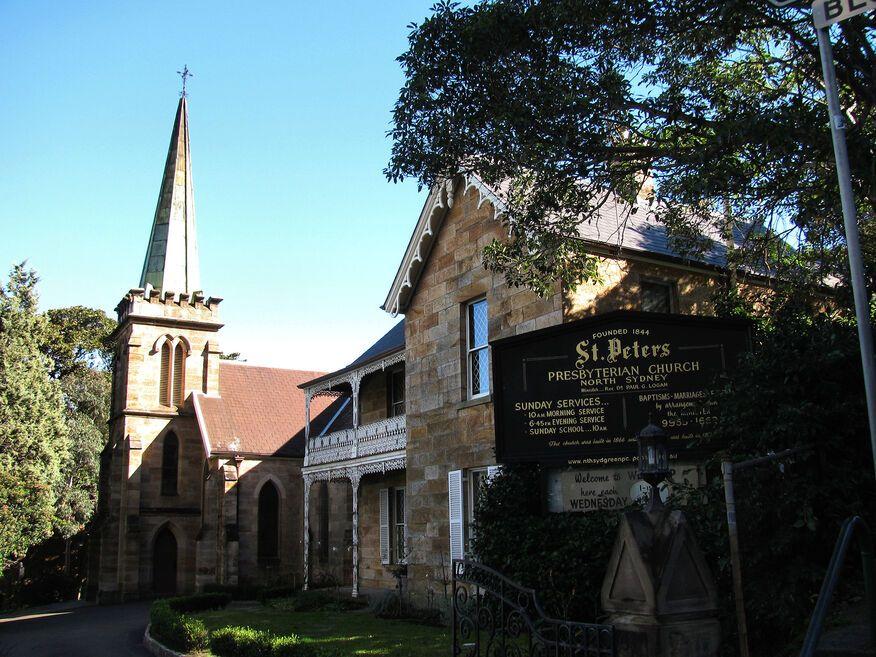 St Peter's Presbyterian Church