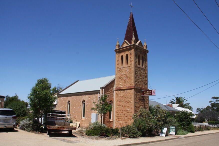 St Petri Lutheran Church - Former