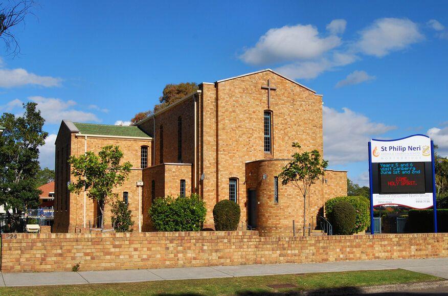 St Philip Neri Catholic Church