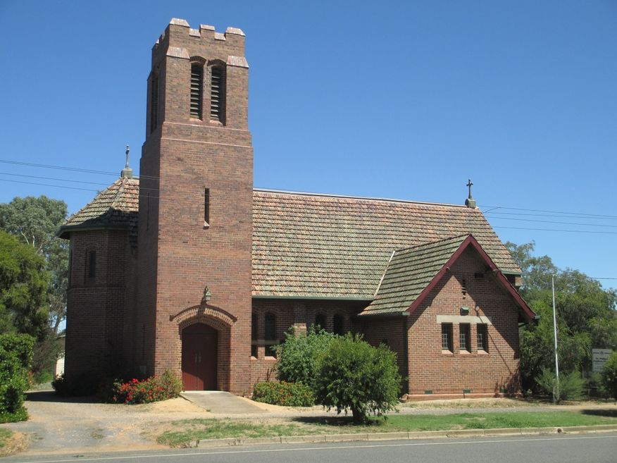 St Philips Anglican Church