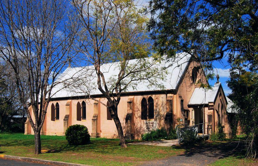 St Philip's Catholic Church - Former