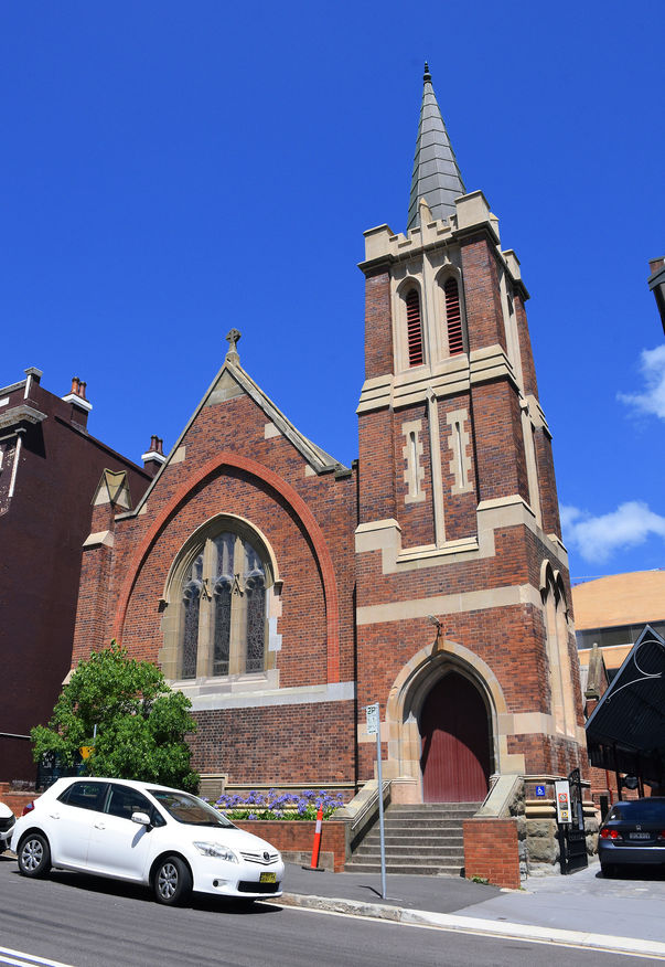 St Philip's Presbyterian Church - Former