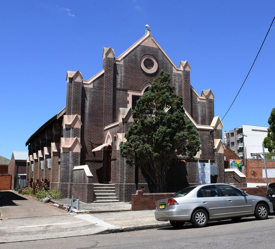 St Philip's Uniting Church