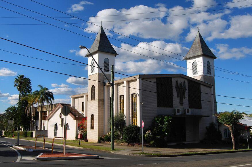 St Raphael's Slovenian Catholic Church