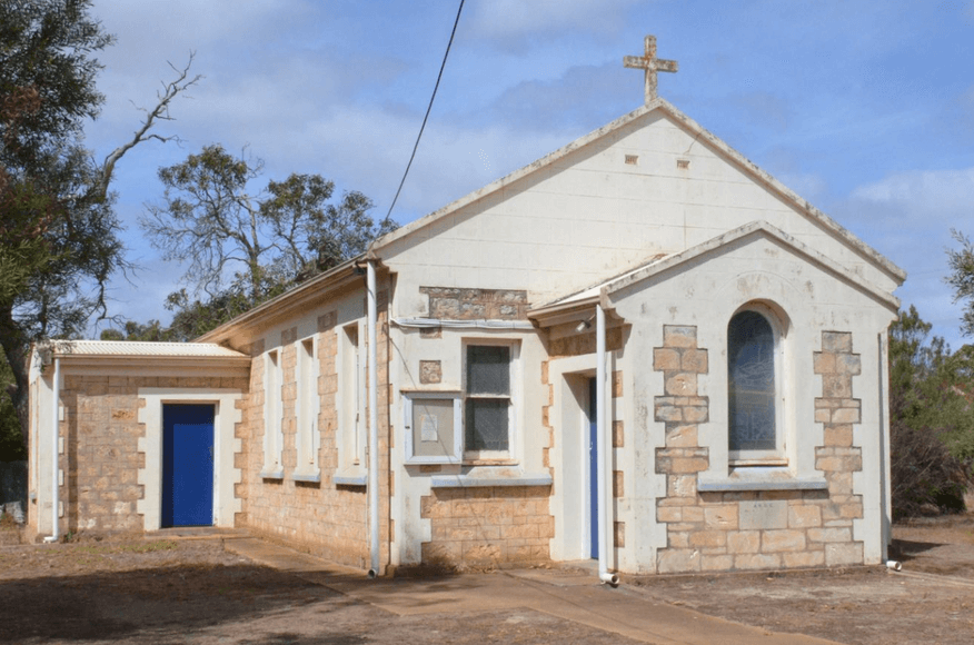 St Richard of Chichester Anglican Church - Former