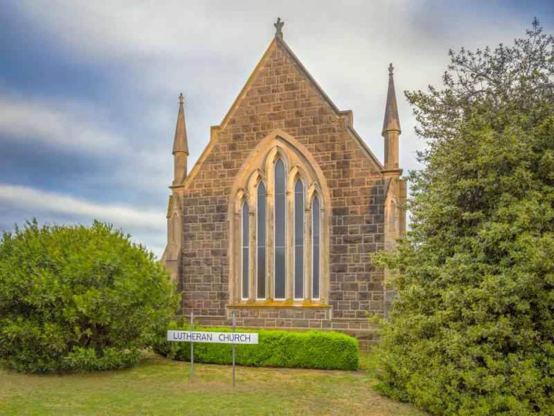 St Stephen's Lutheran Church - Former