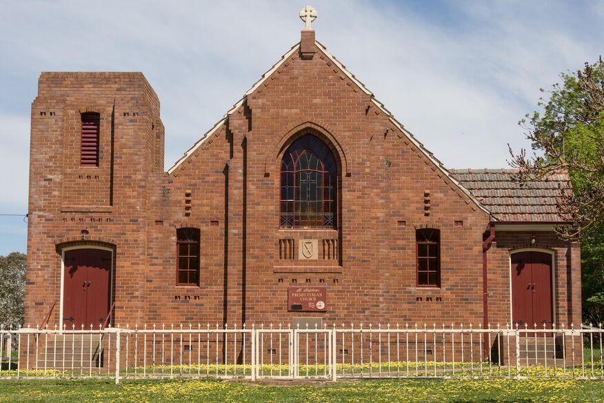 St Stephen's Presbyterian Church