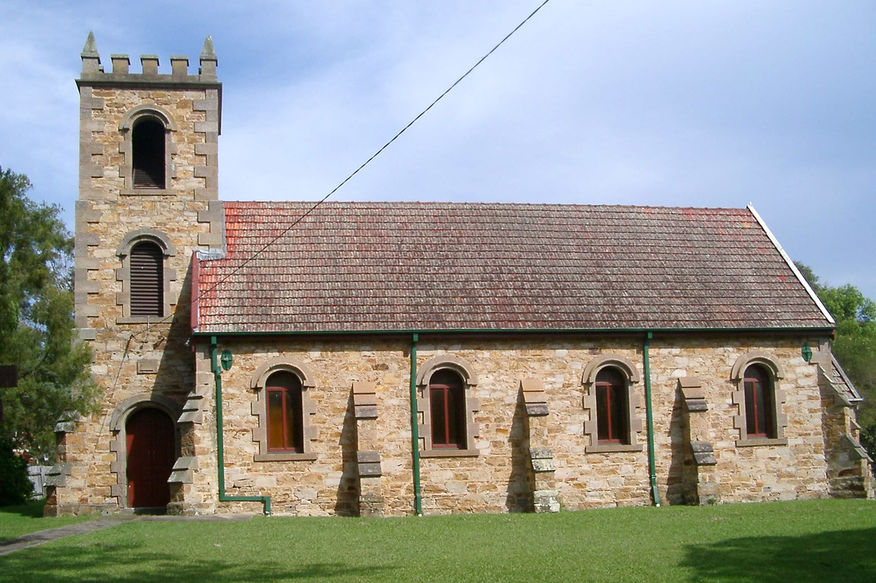 St Stephen's Presbyterian Church - Former